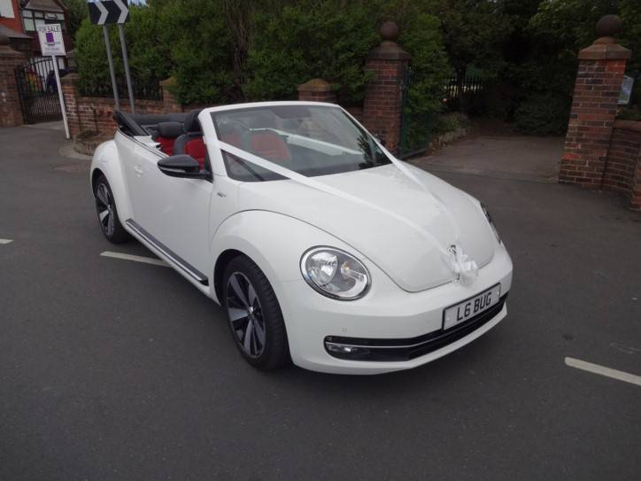 New VW Beetle