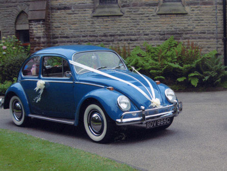 VW Beetle Saloon 1965