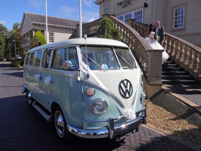 VW Bus - Split Screen 1966 4