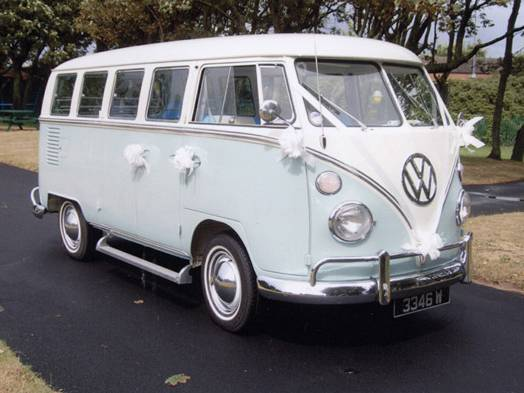 VW Bus - Split Screen 1966
